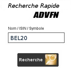Inscription ADVFN